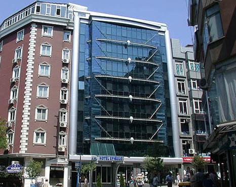 Novo tours istanbul hotel ephesus for Aksaray hotels
