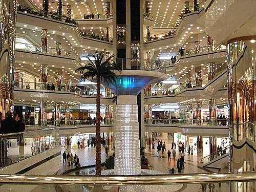 Novo Tours Dolmabahce Bosphorus Cevahir Shopping Mall